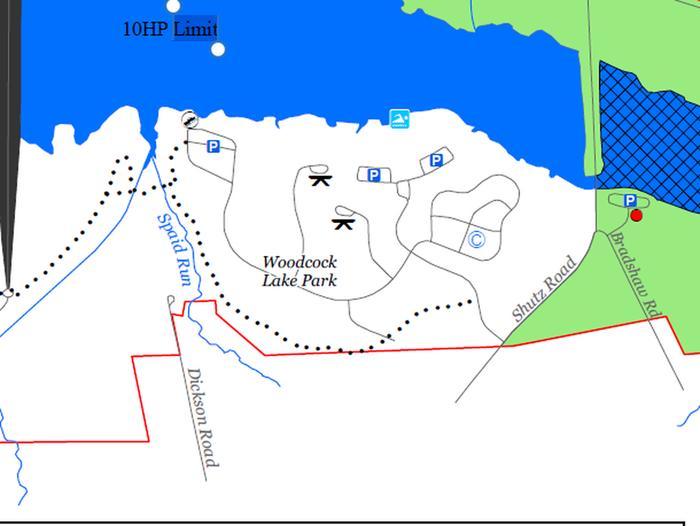 Woodcock Lake Park