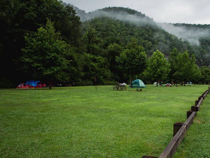 Preview photo of Steel Creek Campground