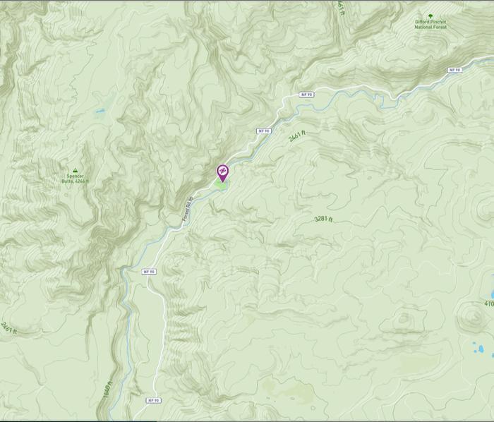 Geo MapMap of location