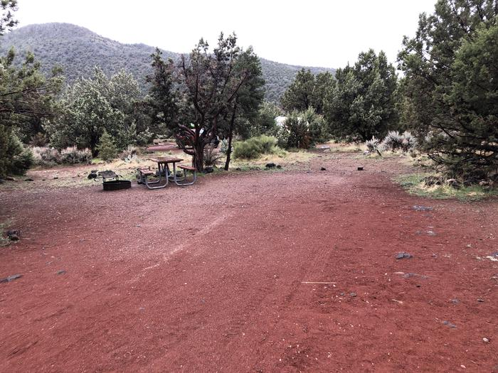 Campsite 1 Entrance