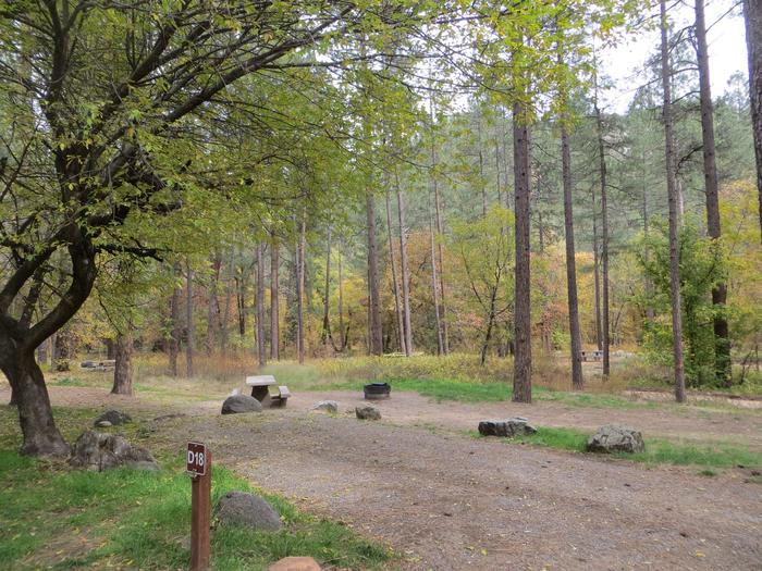 Cave Springs Campground