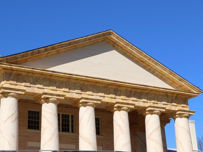 Arlington House, The Robert E. Lee MemorialBeautiful View