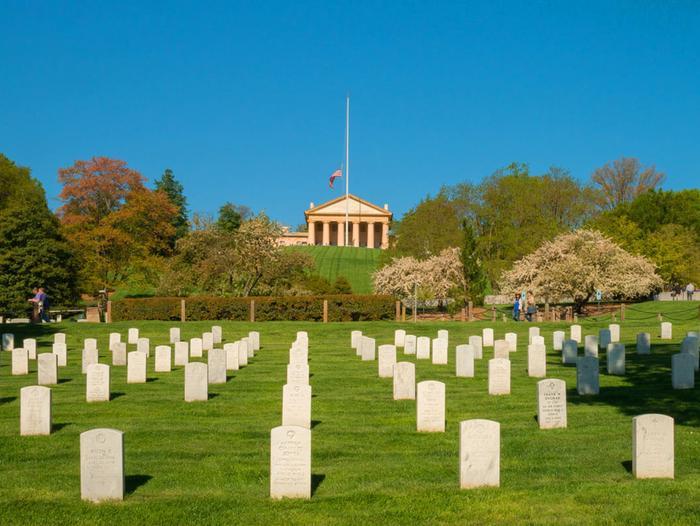 Arlington House National CemeteryView