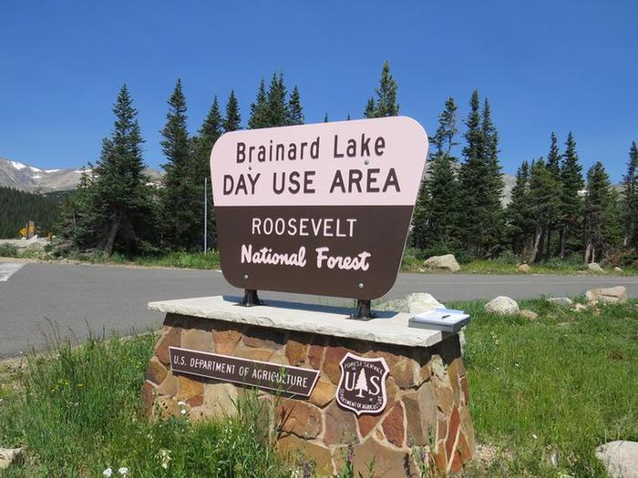 Preview photo of Brainard Lake Recreation Area Timed Tickets