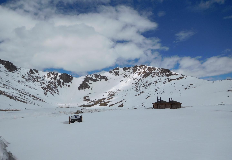 Summit Lake early season Summit Lake early season