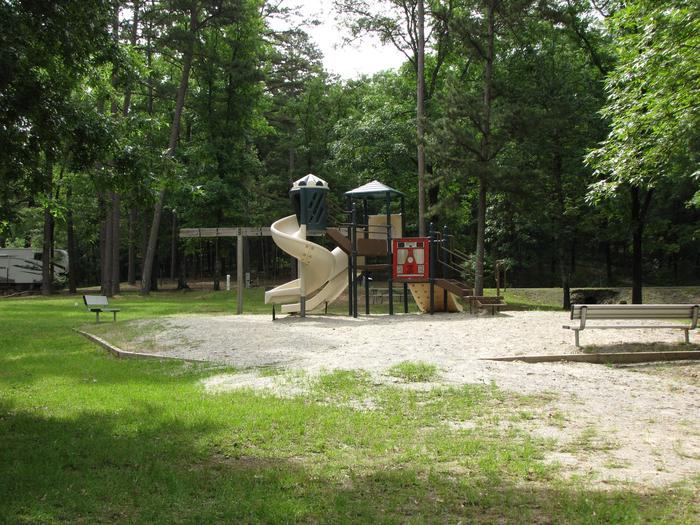 PlaygroundParker Creek playground
