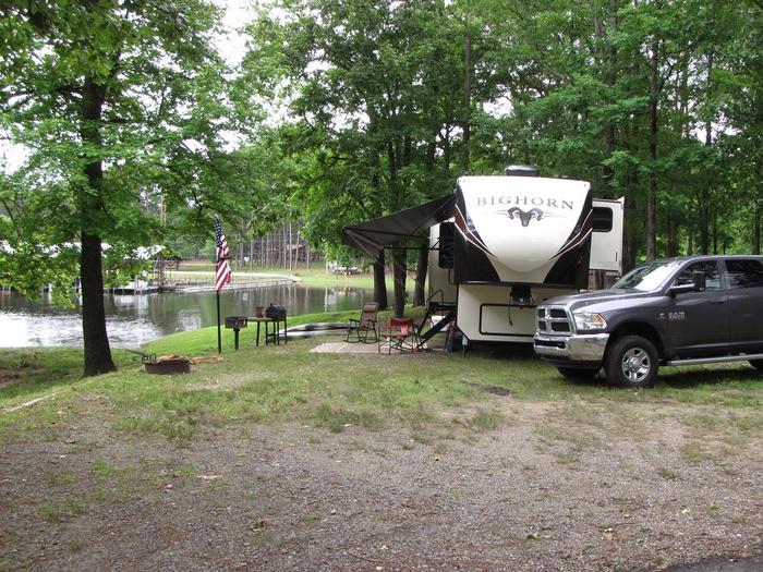 Campsite 04Kirby Landing campsite # 04