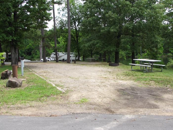 Campsite 20Kirby Landing campsite # 20
