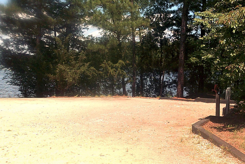 Site 37 - camping pad
