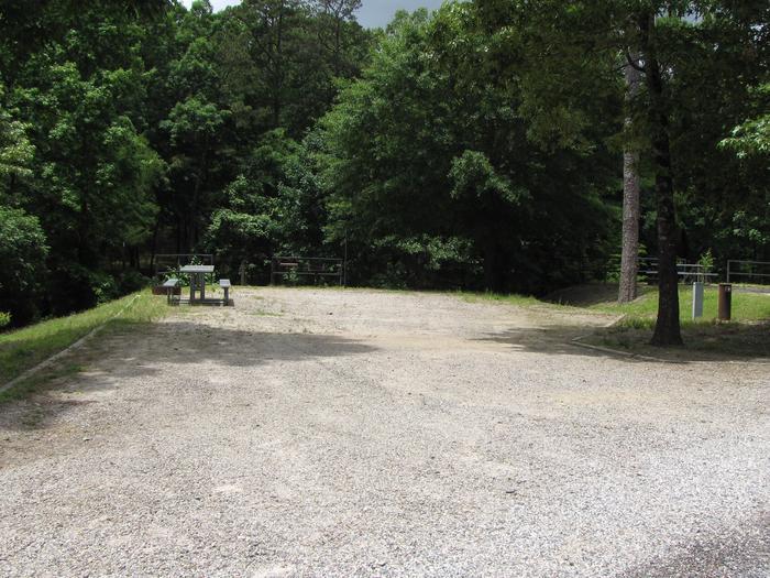 Campsite 90Kirby Landing campsite # 90