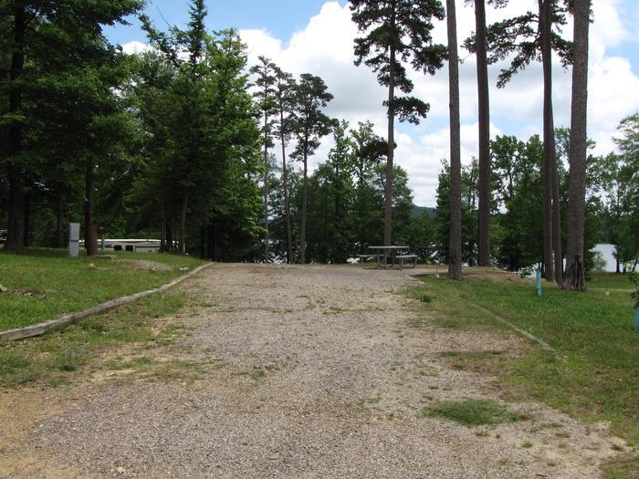 Campsite # 88Kirby Landing campsite # 88