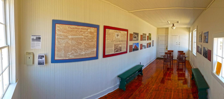 Visitor Contact Station, Santa Rosa Island