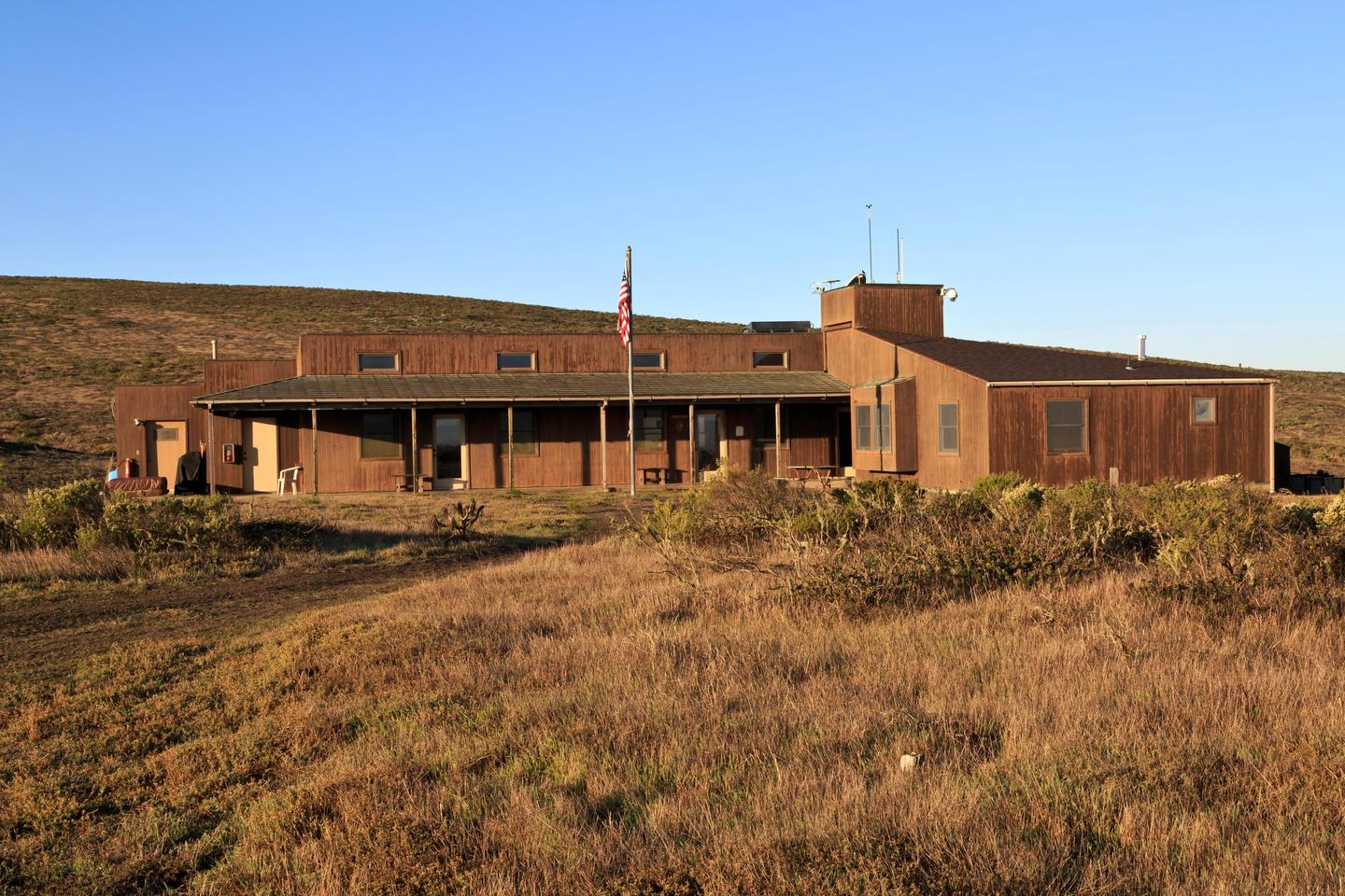 San Miguel Island Visitor Contact and Ranger Station