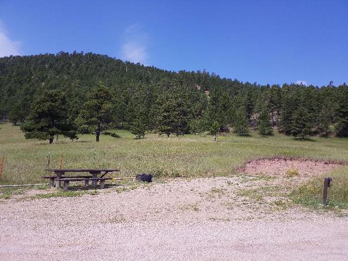 Site 2 surrounding area view
