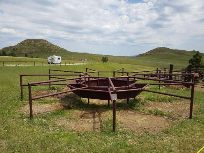 Site 5 HorseSite 5 Horse Camp