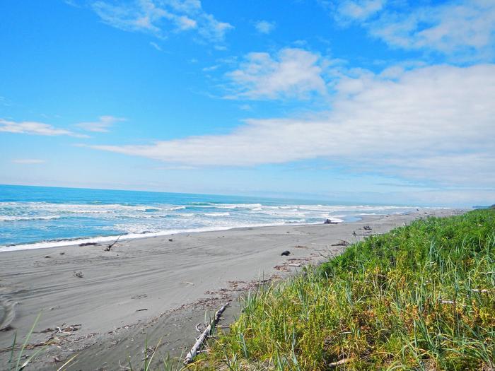 Cannon Beach, Yakutat, Alaska