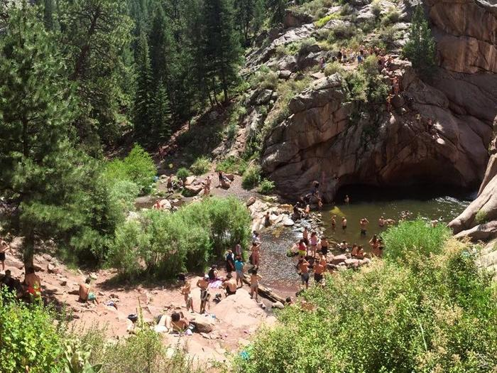 Preview photo of Guffey Gorge / Paradise Cove