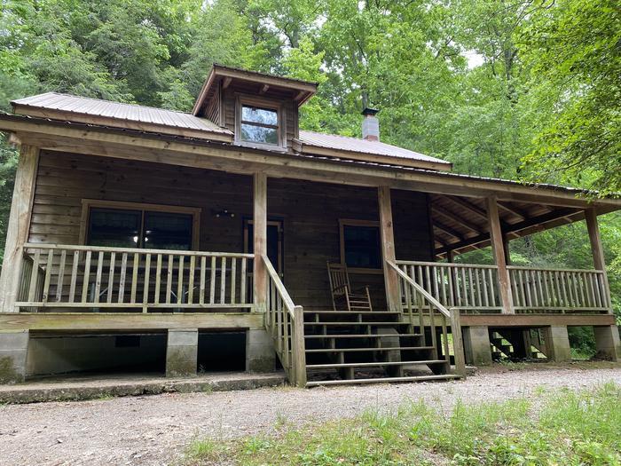 CabinFront door view
