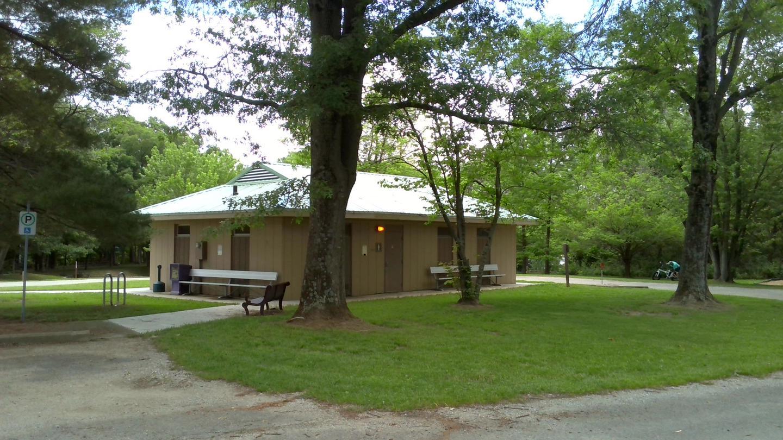 Site 12 Nearby Showerhouse