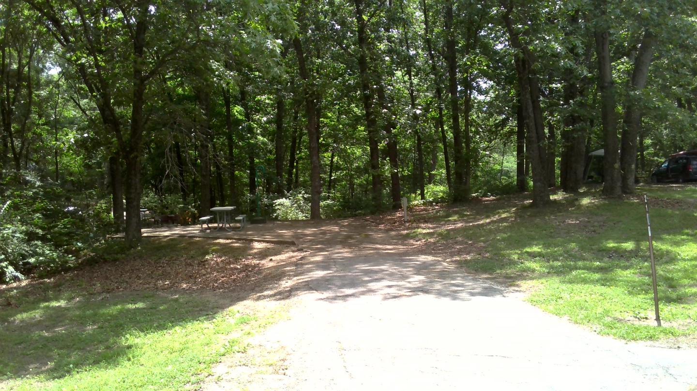Site 21 Driveway