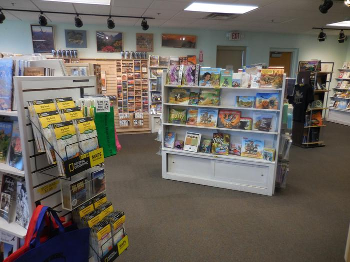Big Bend Natural History Assn. BookstoreStop by our bookstore for a wide array of excellent books, park guides, and maps.