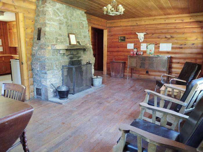 Living Room 2Living Room/Fireplace