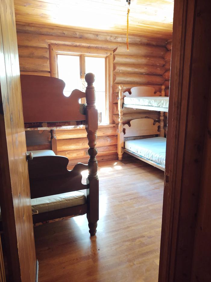 Back Bedroom - 4 bedsBack Bedroom - 4 Beds