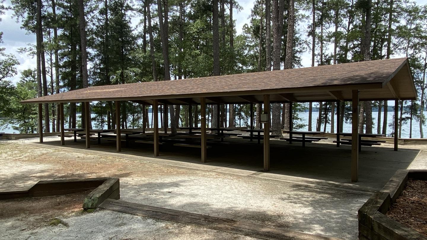 Elrod Ferry Recreation Area - Picnic Shelter 1