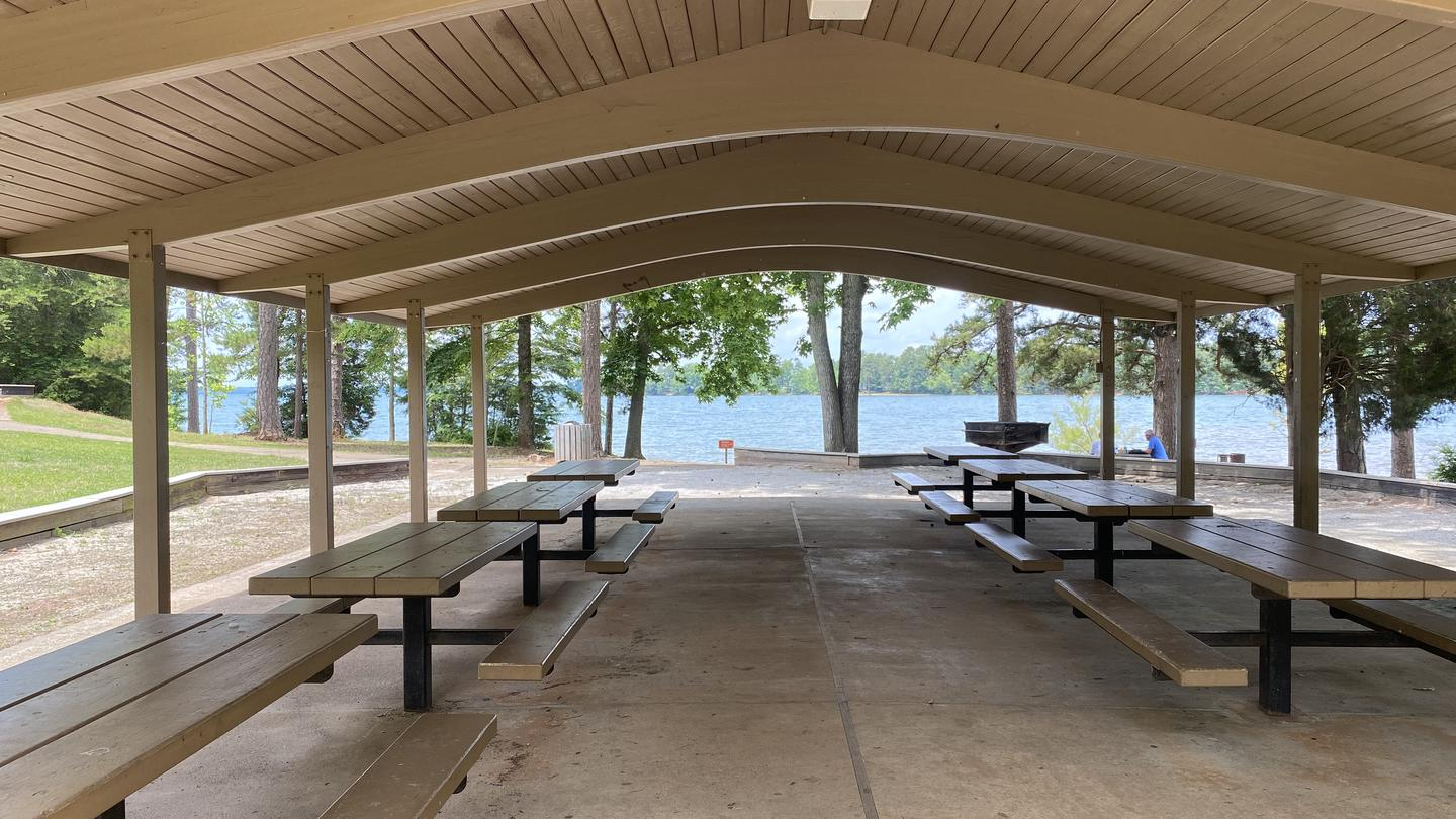 Singing Pines Recreation Area Shelter 2