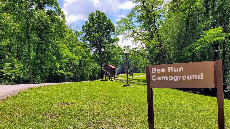 Bee Run CampgroundBee run Campground