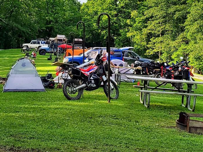 Full campground