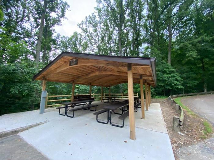 Dam Site Pavilion Dam Site Pavilion