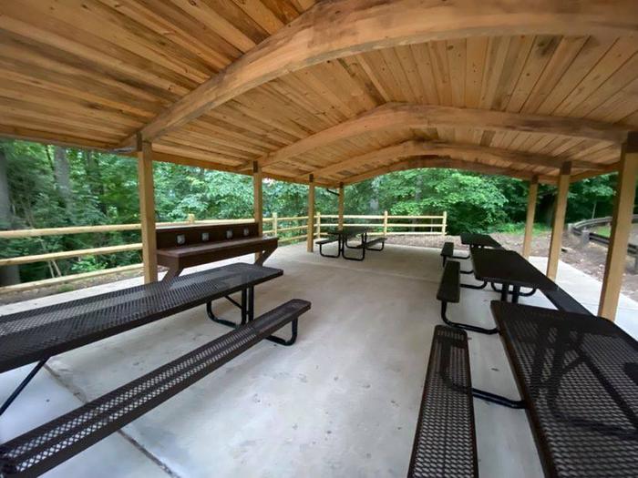 Pavilion Dam Site Pavilion