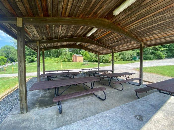 Lake Side Pavilion Overview