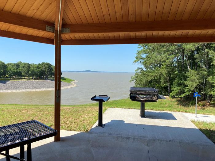 Round Top Overlook Lake View