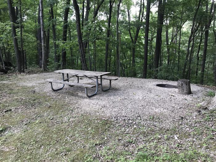 A very peaceful walk in site