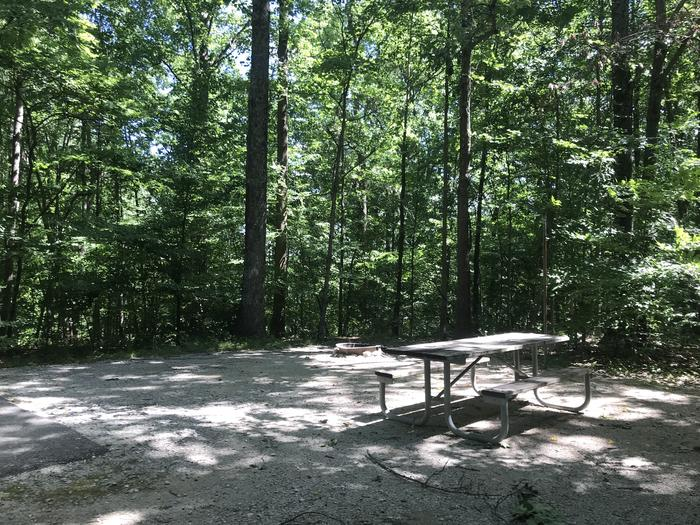 A nice area to relax and enjoy the campfire