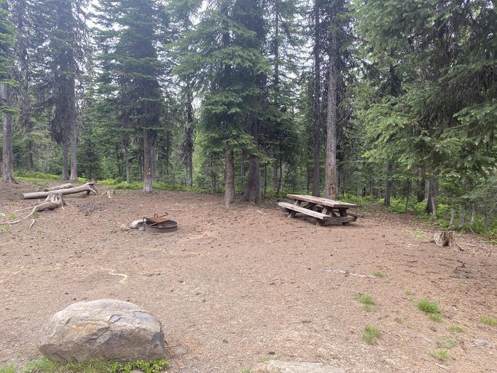 Campground #18 area