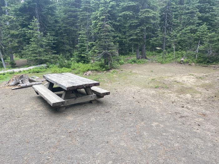 Campsite #11 area