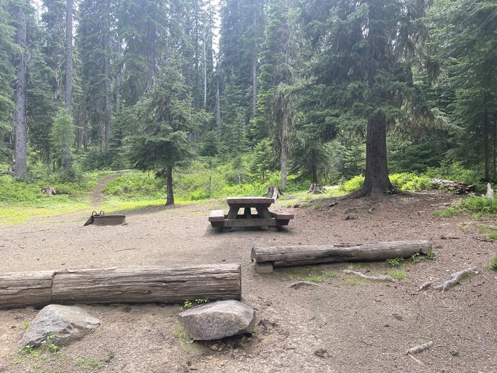 Campground #25 area