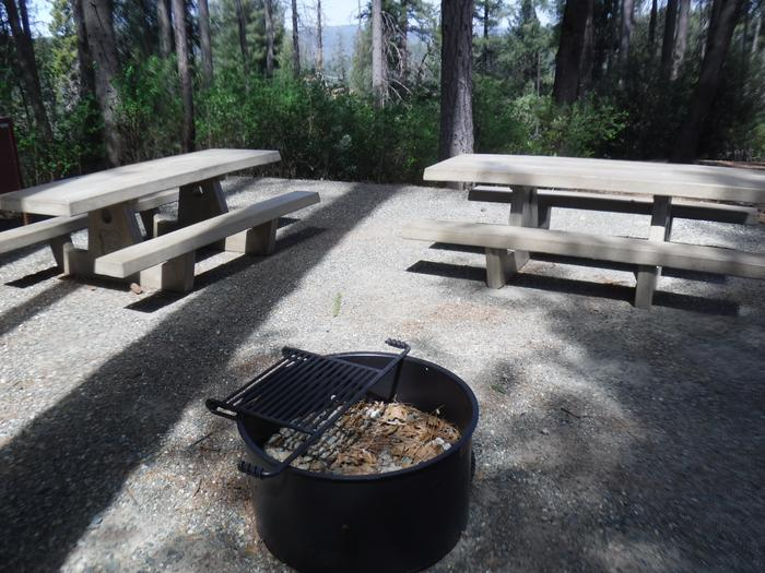 5DTables and fire ring