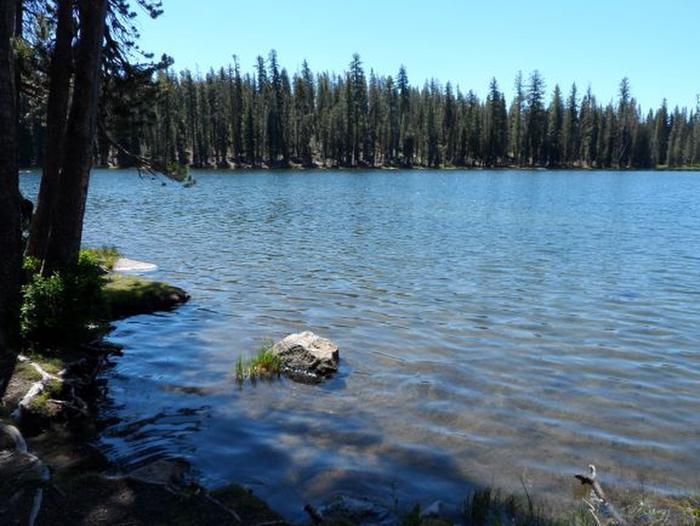 Summit Lake viewSummit Lake