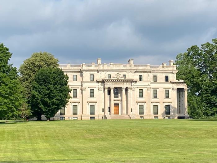 Vanderbilt Mansion Summer 2021