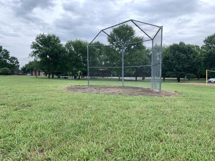 Softball Field Softball Field near Shelter 2 in Overlook Park