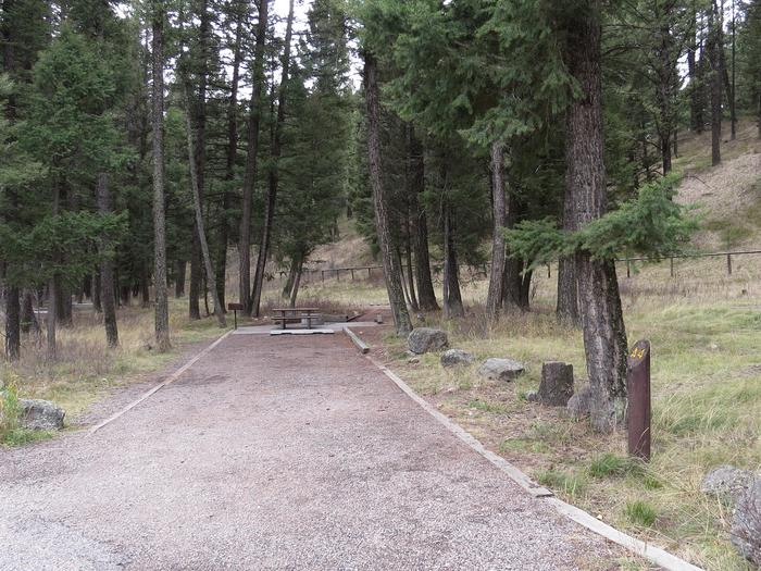 Campsite A4