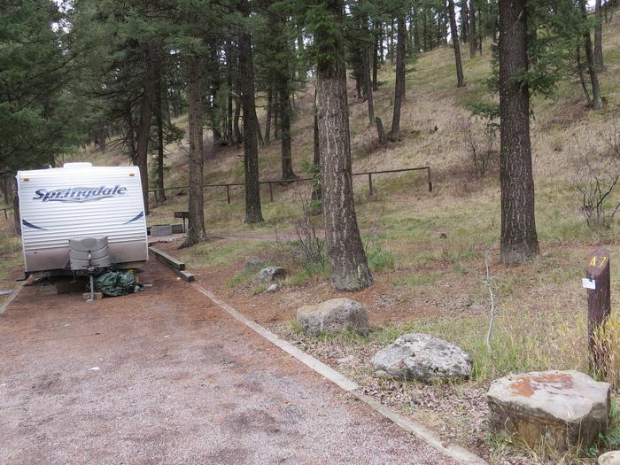 Campsite A7