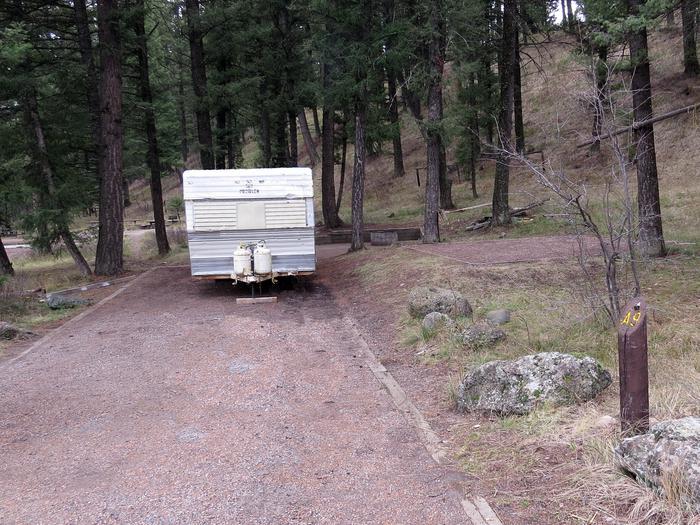 Campsite A9