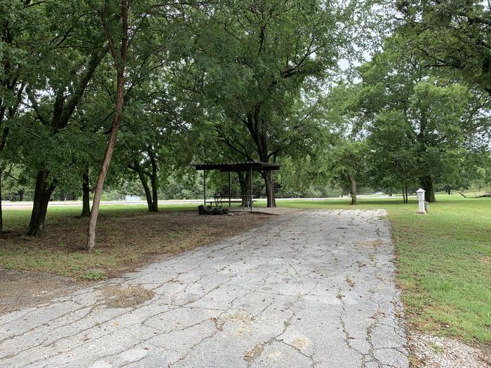 Site 29 Holiday Campground