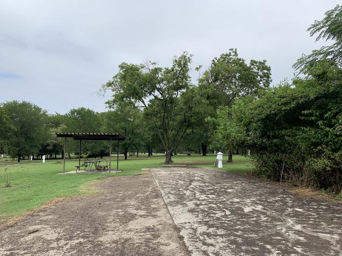 Site 10 Holiday Campground