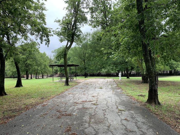 Site 14 Holiday Campground